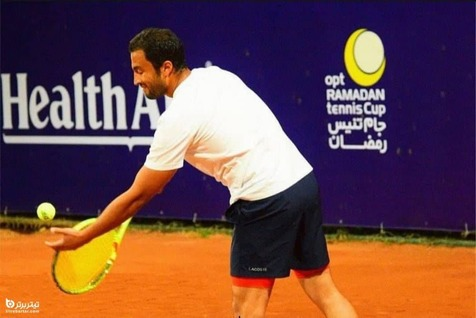 مرد مشهور سینمای ایران چگونه به اردوی تیم ملی تنیس رسید؟