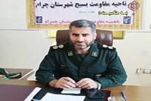 گسترش اهداف انقلاب در منطقه باعث ترس دشمنان شده است