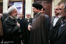 حاشیه های تجدید میثاق رئیس جمهور و اعضای هیأت دولت با آرمانهای حضرت امام(س)