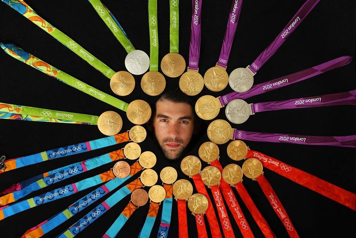 پر افتخارترین ورزشکاران تاریخ المپیک؛ سلطنت آمریکایی ها!