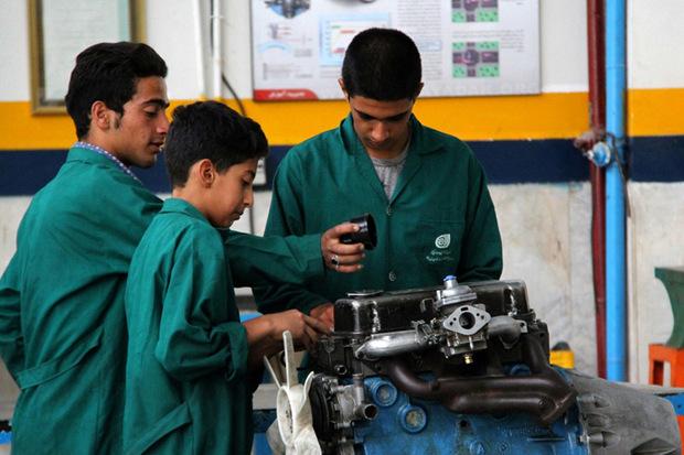 آموزش فنی و حرفه ایی قزوین بعد از انقلاب 100درصد رشد یافت