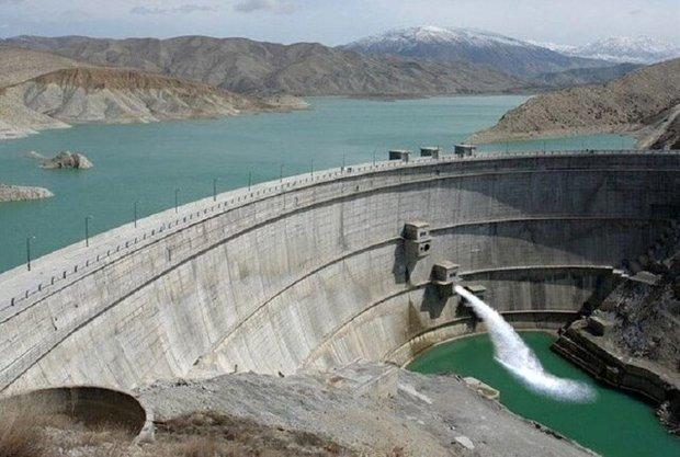 افزایش 40 درصدی ورودی آب به سدهای تهران
