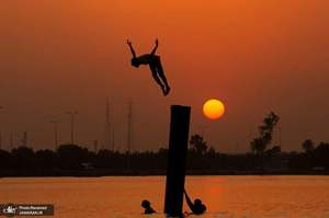 منتخب تصاویر امروز جهان- 10 تیر 1400