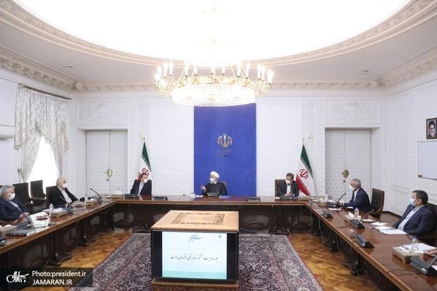 گزارش رییس بانک مرکزی به رییس جمهور از توافق با چند کشور/ روحانی خواستار اتصال ایران به بازارهای جدید منطقه شد