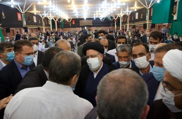 دیدار و اعلام حمایت بیش از 300 نماینده ادوار مجلس از رییسی + عکس