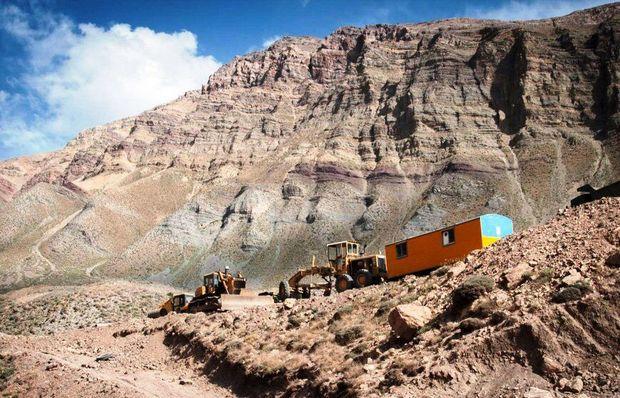 توقف برداشت از معدن بوکسیت تاش، مشکل آلومینای ایران