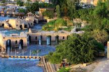 خوزستان ایستگاه گردشگران بهاری  دزفول پاک ترین شهر خوزستان