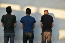 3 سارق حرفه ای مغازه در میاندوآب دستیگر شدند
