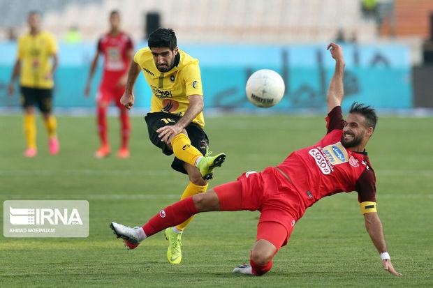 لیگ برتر فوتبال: سپاهان به شایستگی پیروز شد