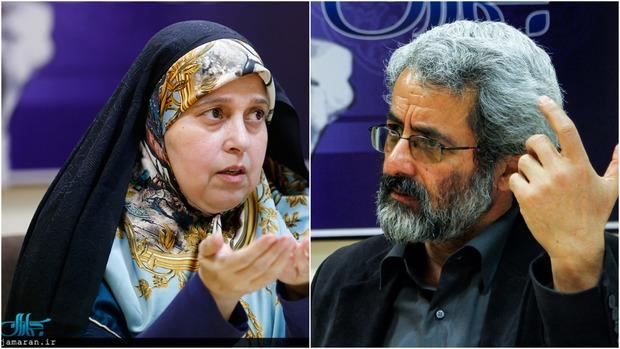 نتیجه معکوس افشاگریهای در مورد فساد اقتصادی از نگاه پروانه سلحشوری و عباس سلیمی نمین