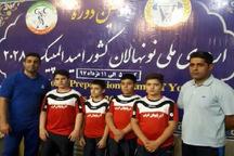4 وزنه بردار آذربایجان غربی در اردوی تیم ملی حضور دارند