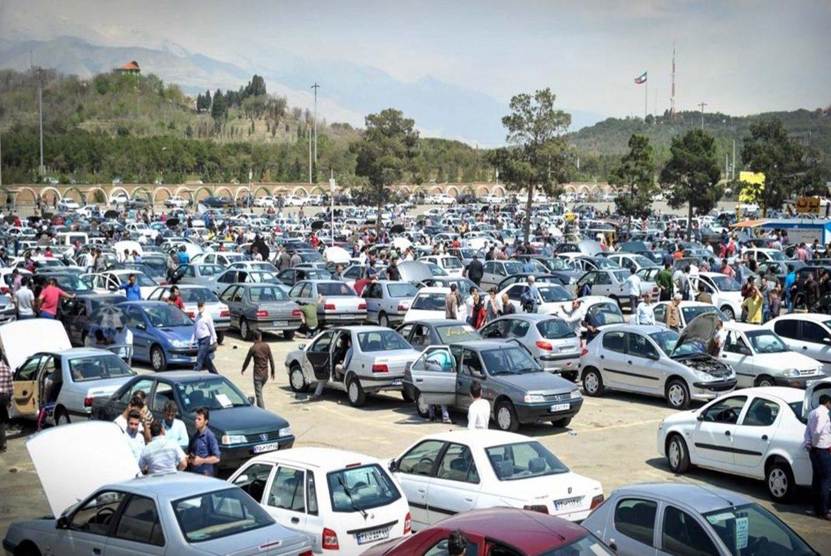 خودروهای 50 تا 100 میلیون تومان در بازار+ جدول