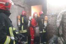 آتشسوزی منزل مسکونی در مشهد 2کشته بر جای گذاشت
