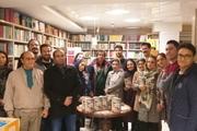 جشن امضا برای کتاب «افتاده بودیم در گردنهی حیران» در کرمانشاه برگزار شد