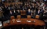 ادامه رویارویی دموکراتها و جمهوریخواهان بر سر استیضاح ترامپ در سنا
