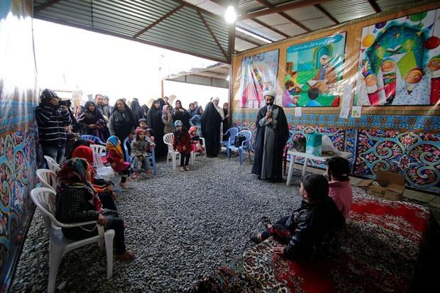 350 هزارمسافر نوروزی از خیمه های معرفت قم بازدید کردند