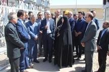 همزمان با سفر وزیر نیرو: افتتاح ۲۰ پروژه شرکت برق منطقهای سمنان