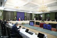 جلسه ستاد ملی مقابله با بیماری کرونا-7 اردیبهشت