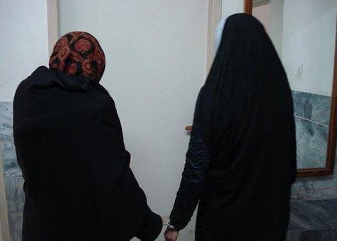 زن باردار و همدستانش برای آدم ربایی به حبس و شلاق محکوم شدند