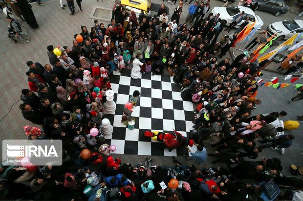 جشنواره تئاتر کودک از دریچه تماشاخانه سیار