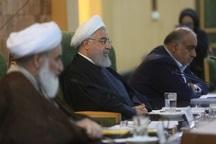 افتتاح و آغاز عملیات 13 پروژه عمرانی کرمانشاه با حضور رییس جمهوری