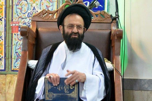 آیت الله سیدرضا حسینی مازندرانی: جبهه درس و دانشگاهی برای همه بود