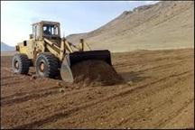 رفع تصرف 143هکتار از اراضی ملی در استان قزوین