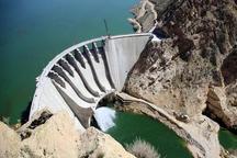 حجم آبگیری سدهای جهرم افزایش یافت