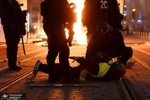 پاریس در آتش و خون+ تصاویر