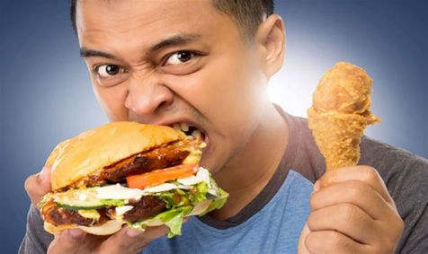 چرا برخی از افراد پرخور چاق نمیشوند؟