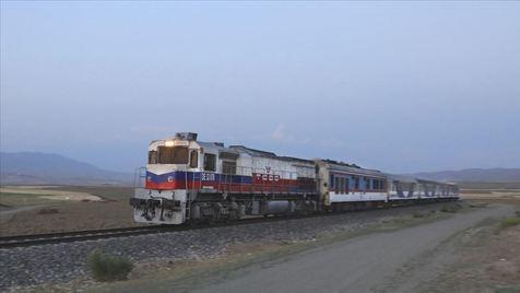پیشفروش بلیت قطار تهران - آنکارا از امروز آغاز شد