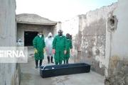 غسل اموات ،سهم طلبههای آبادان در مبارزه با کرونا