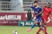 شکست الشحانیه با رضاییان در جام حذفی قطر