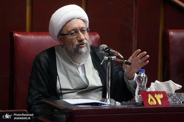 آملی لاریجانی: علل عدم مشارکت برخی از مردم در انتخابات واکاوی شود