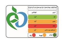 برچسب نشانگر تغذیه ضرورتی برای ارتقای سلامت