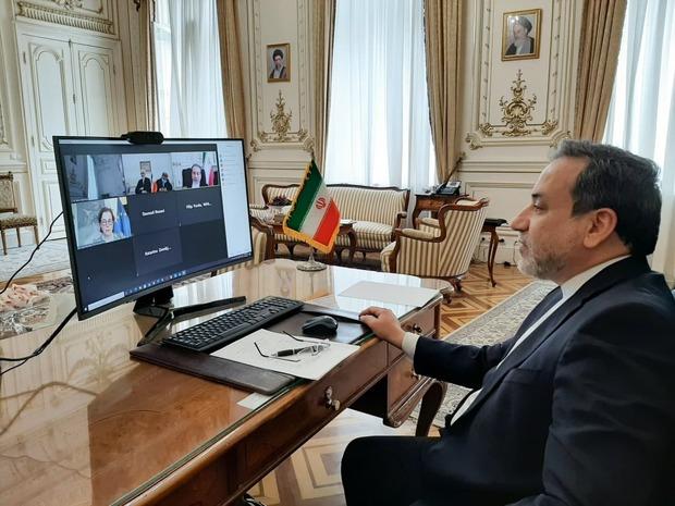 انتقاد عراقچی از اقدام اخیر اتحادیه اروپا علیه ایران