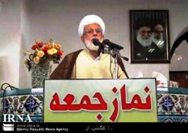امامجمعه نوشهر: از تلخ و شیرینهای سال 1397 عبرت بگیریم