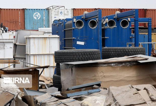 بیش از ۶ میلیارد کالای قاچاق در گچساران کشف شد