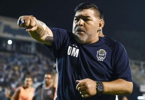 نتیجه تست کرونای مارادونا اعلام شد