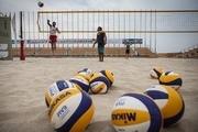 کرونا زمان تور جهانی سه ستاره والیبال ساحلی بندرعباس را تغییر داد