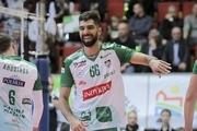 ستاره ایرانی والیبال به فنرباغچه پیوست