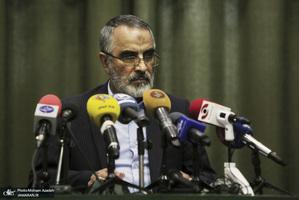 نشست خبری دبیر ستاد مرکزی بزرگداشت امام خمینی(س)-2