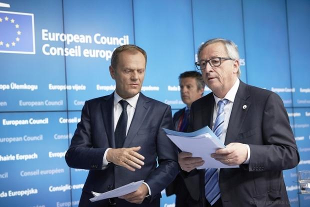 وداع یونکر و توسک با کرسی های مسئولیت اتحادیه اروپا