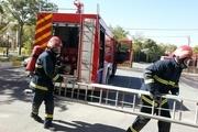شمار آتش نشانان مبتلا به کرونا در اهواز به ۲۷ نفر رسید