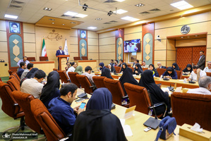 نشست خبری سخنگوی شورای نگهبان / کدخدایی