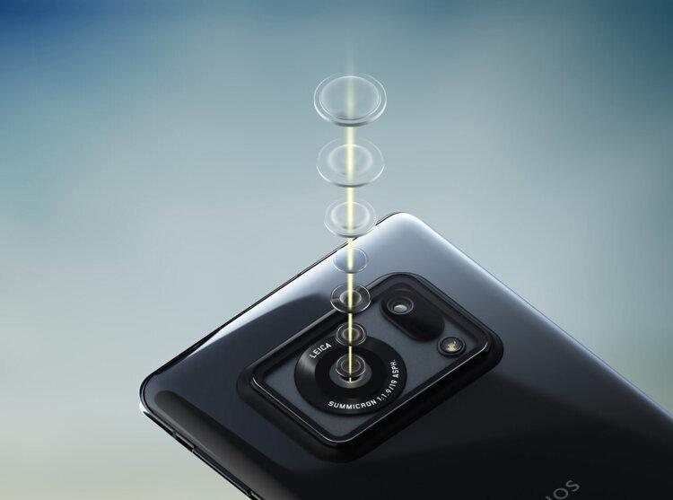 موبایلی با حسگر دوربین یک اینچی ساخته می شود