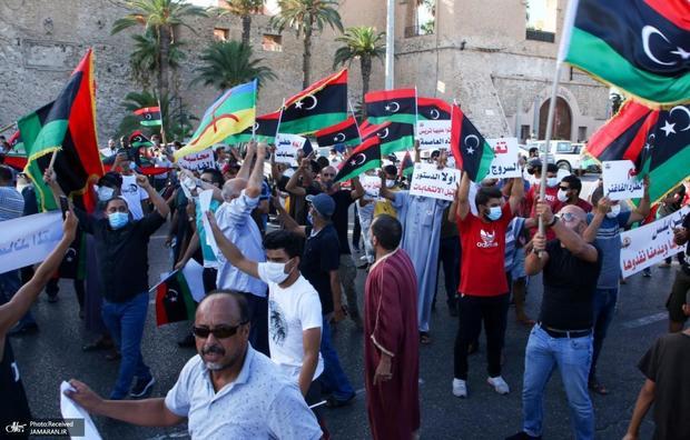بازی خطرناک ترکیه در لیبی