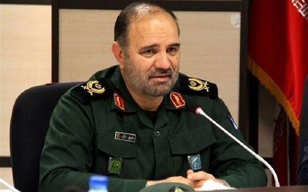 فرمانده سپاه عاشورا: انزجار جهانی از آمریکا محصول ۱۳ آبان است