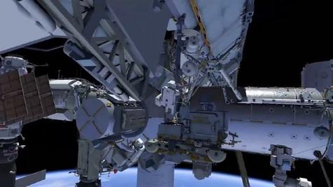 بزرگترین زباله فضایی در مدار زمین رها شد