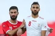 داوران بازی ایران و سوریه مشخص شدند